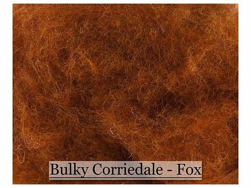 Fox Bulky Corriedale Wool