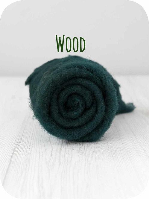 Maori Wool-Wood