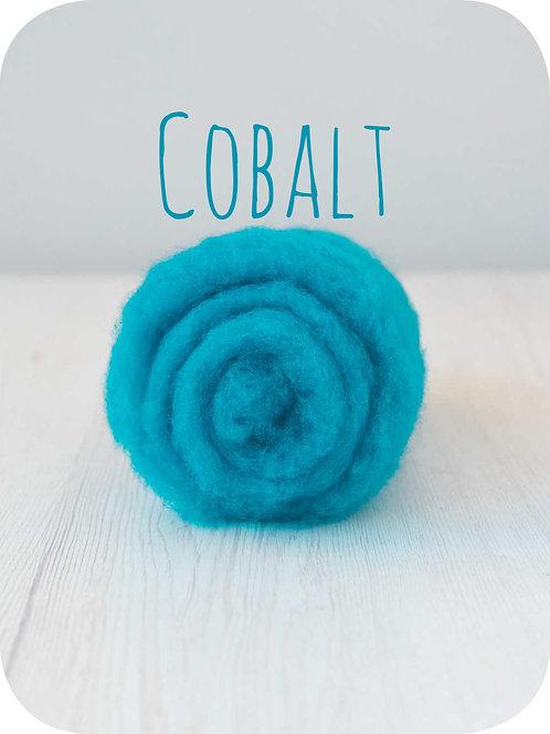 Maori Wool-Cobalt