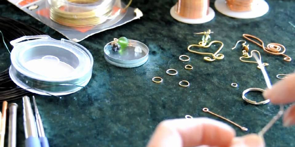 Jewelry Wire Wrapping