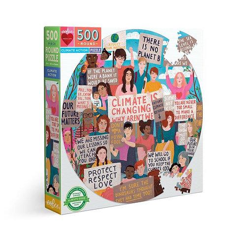 Climate Action 500 Piece Puzzle