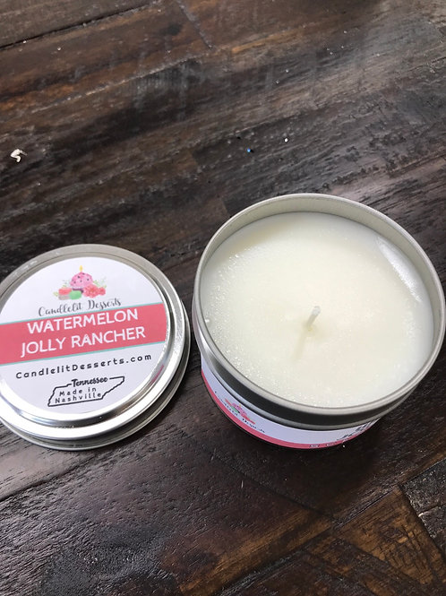 Candle in a Tin 6oz-Jolly Rancher