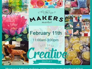 First Makers Market of 2018