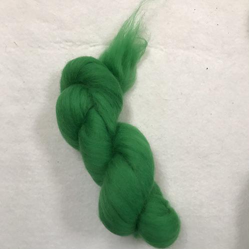 Fine Merino Wool Roving-Pine