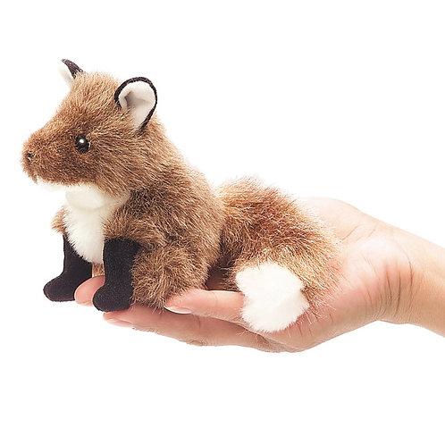 Mini Fox Finger Puppet