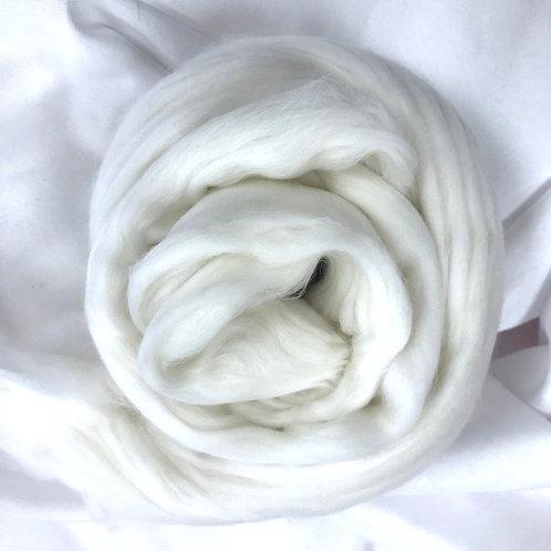 Extra Fine Merino Wool-Snow