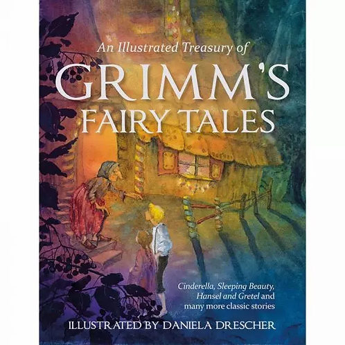 Grimm's Fairy Tales (English)