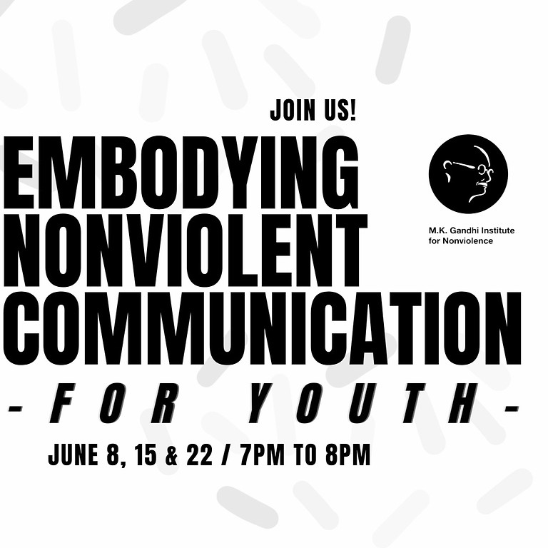 Embodying Nonviolent Communication for Youth