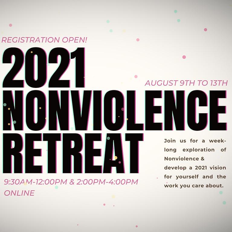 2021 Nonviolence Retreat