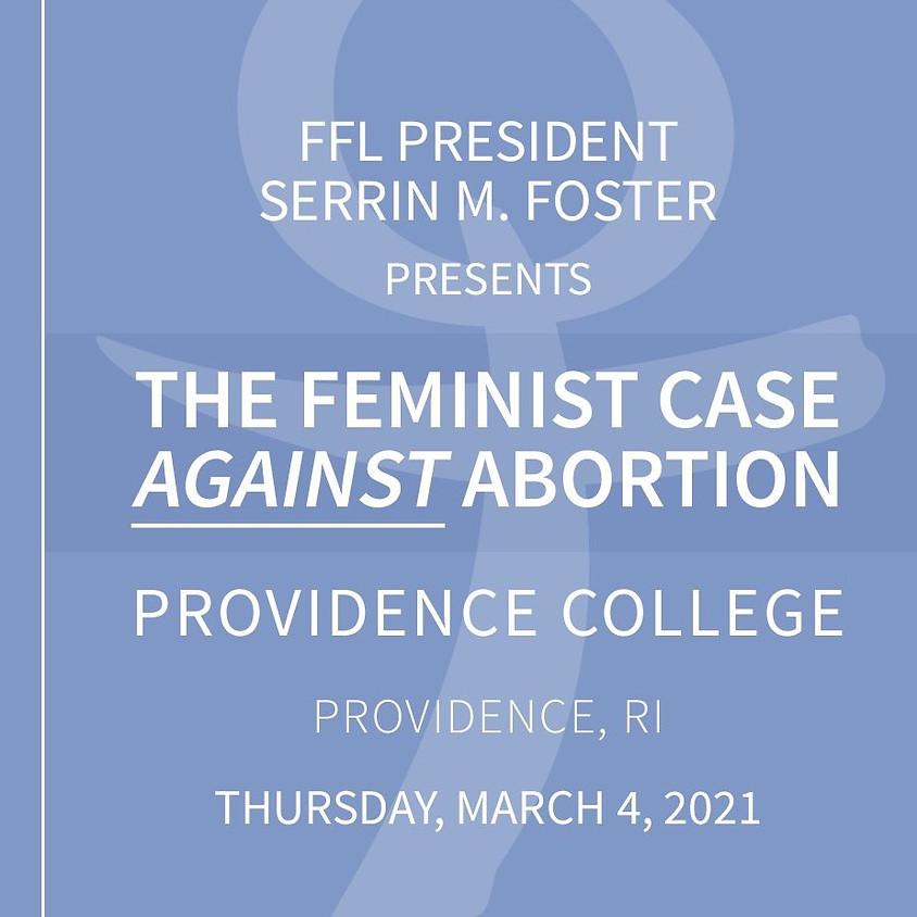 The Feminist Case Against Abortion