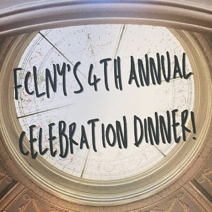 FCLNY's 4th Annual Celebration Dinner