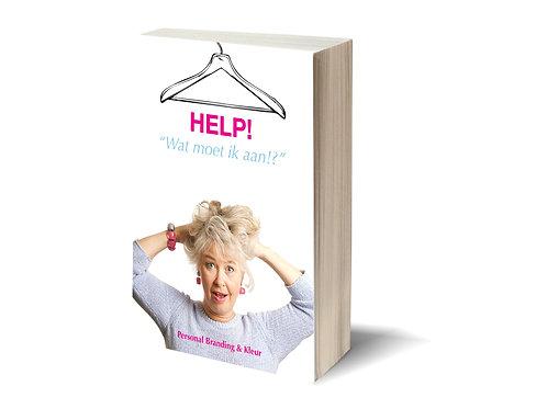E-Book 'Help! Wat moet ik aan!?'