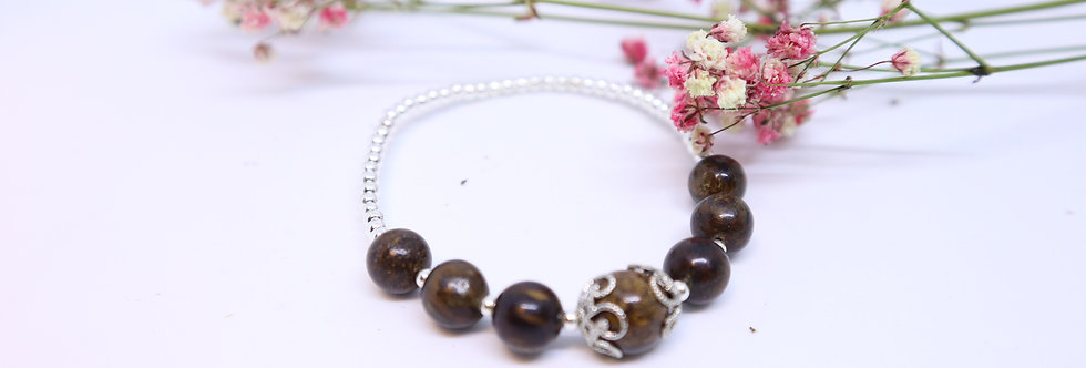 Bronzite Crystal Bracelet 03