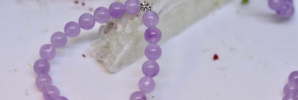 Lavender Jade Bracelet 02