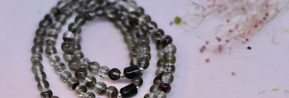 Chlorite 108 Crystal Beads 01