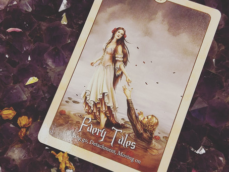Tarot Card Of The Month- May