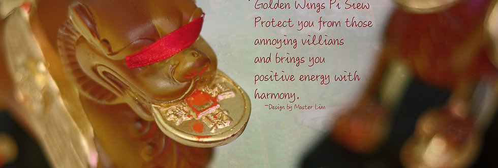 Golden Wings Pi Siew
