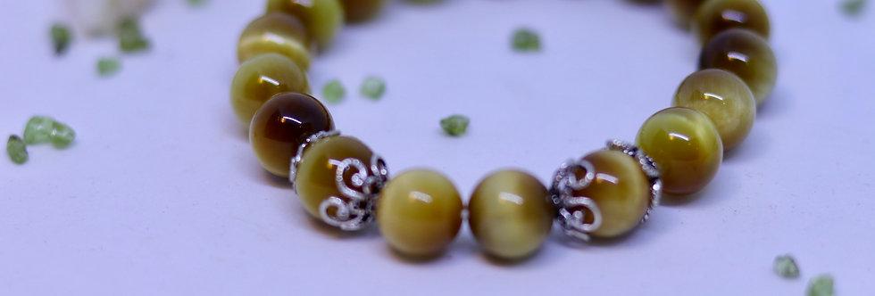 Golden Tiger Eye Bracelet 02
