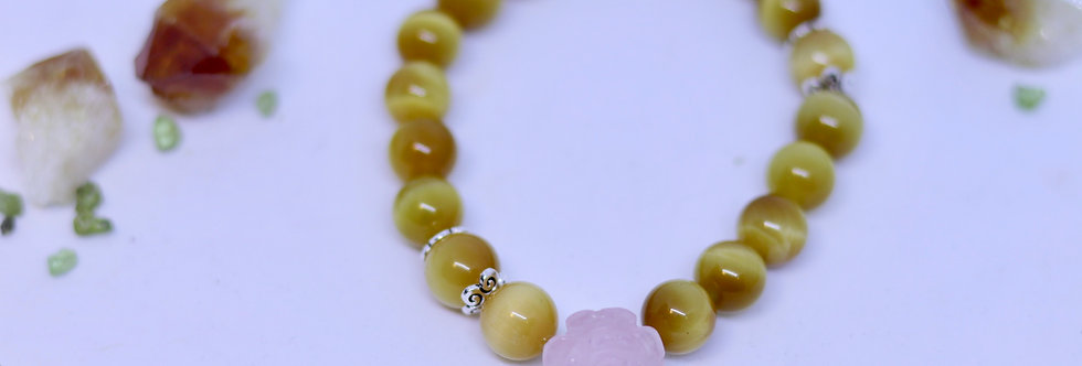 Golden Tiger Eye Bracelet 03