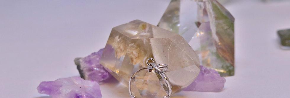 Quartz Crystal (Star of David)