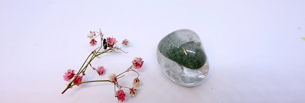 Chlorite Crystal Tumble 06