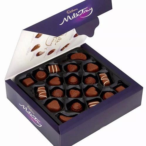 Cadbury Milk Tray Boxed Chocolates 360G