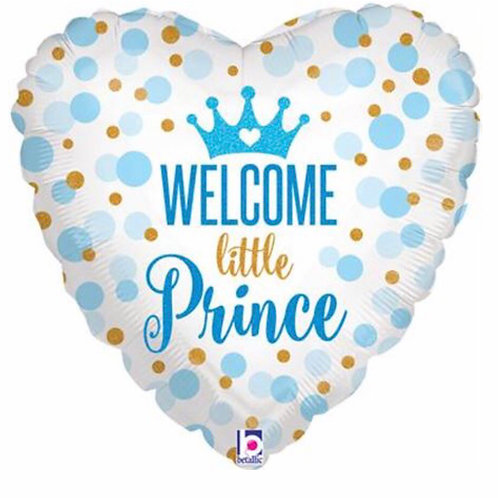Welcome little Prince Balloon