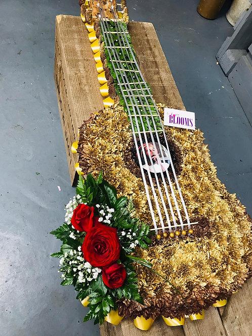 Guitar- Funeral Tribute