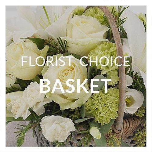 New baby basket