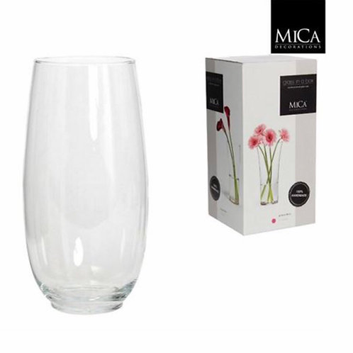 Glass Tigo Bulb Vase