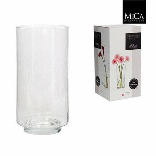 Glass Tigo Cylinder Vase