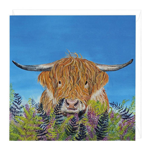 Highlander Card