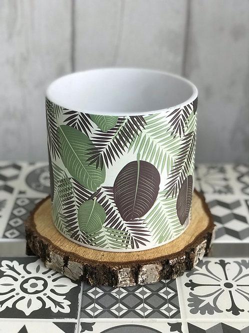 Large jungle plant pot