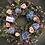 Thumbnail: Cottage Garden Wreath