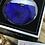Thumbnail: Forever Heart Rose Blue
