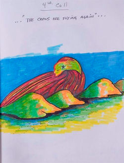 watercolor journal entries 96