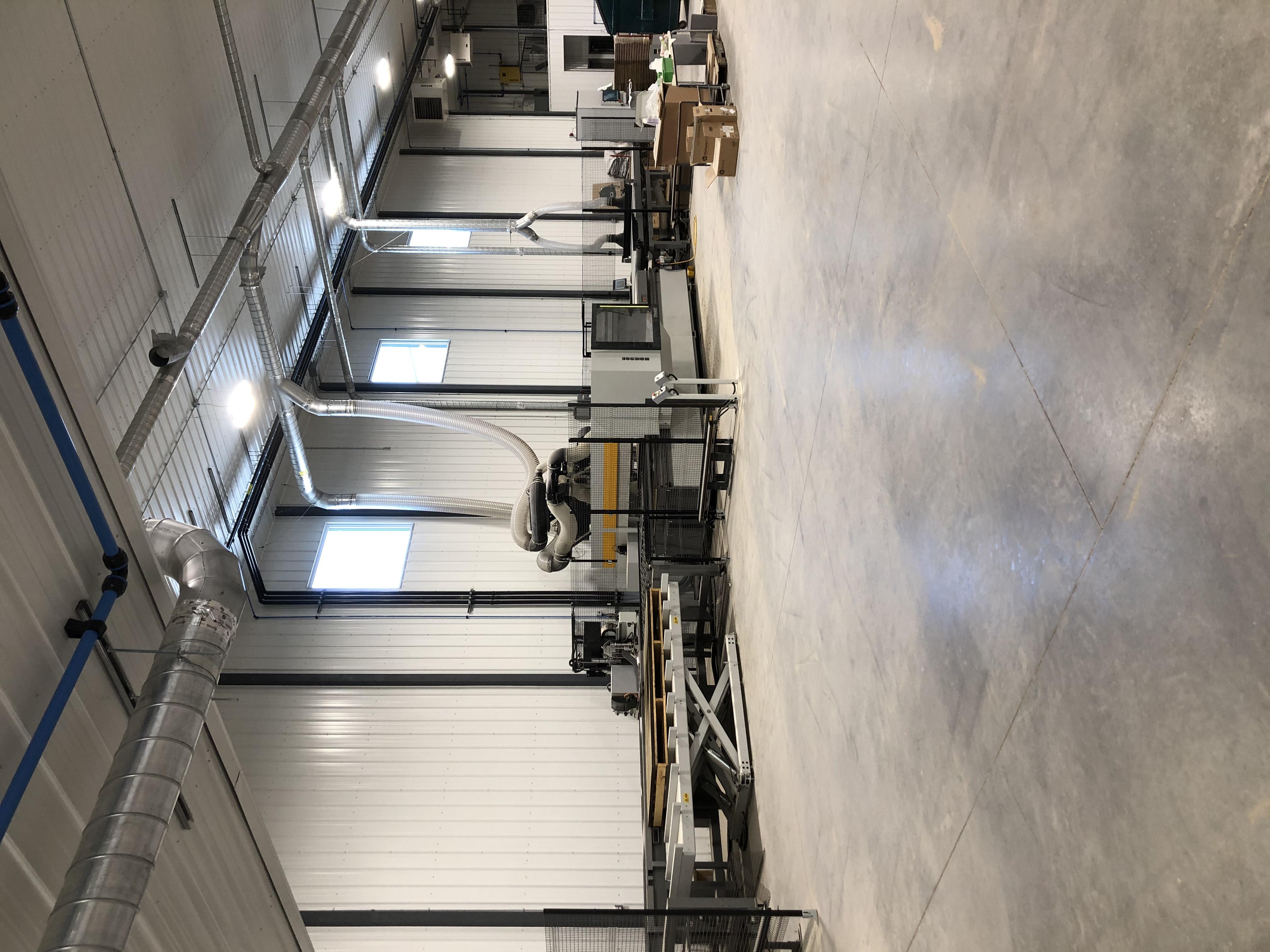 Boltech Intérieur usine