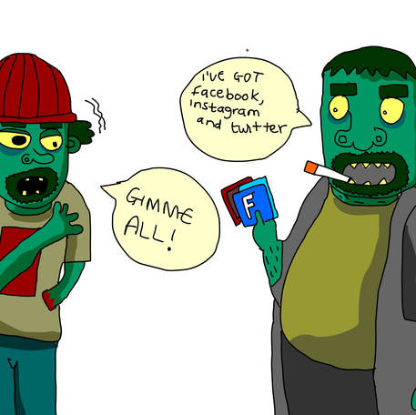 Zombie junkie