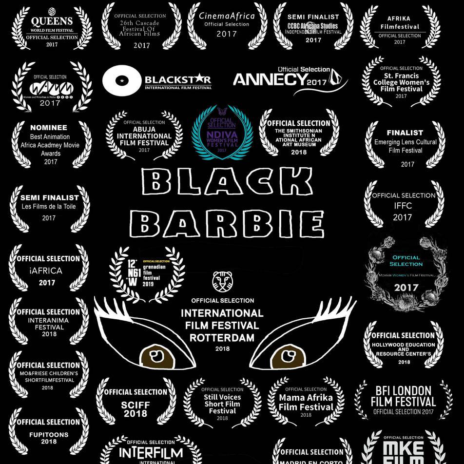 Black barbie