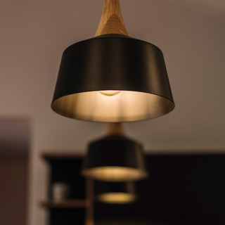 Black Beauty Kitchen Lighting