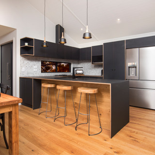 Black Beauty Kitchen