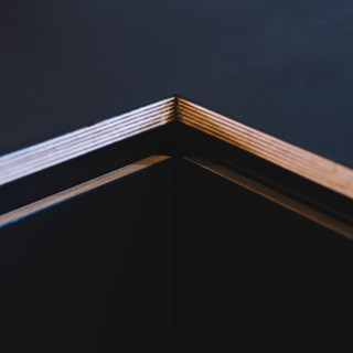 Black Beauty Kitchen Ply Detail2