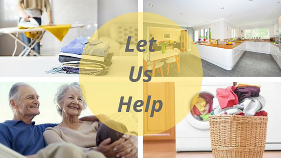 Cleaning, Laundry, Ironing, help for the elderly,home help.