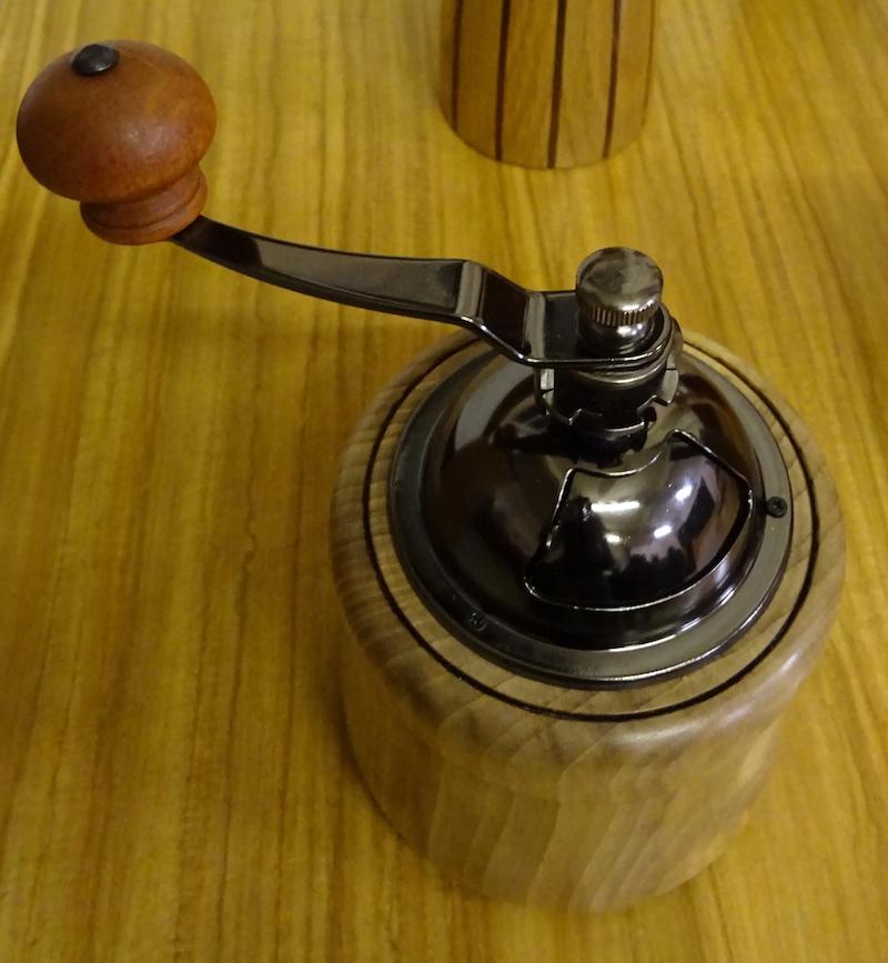 October 2019 - Coffee grinder