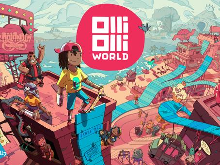 街頭文化,看似休閑可是不簡單的滑板游戲——OlliOlli World媒體先行評測