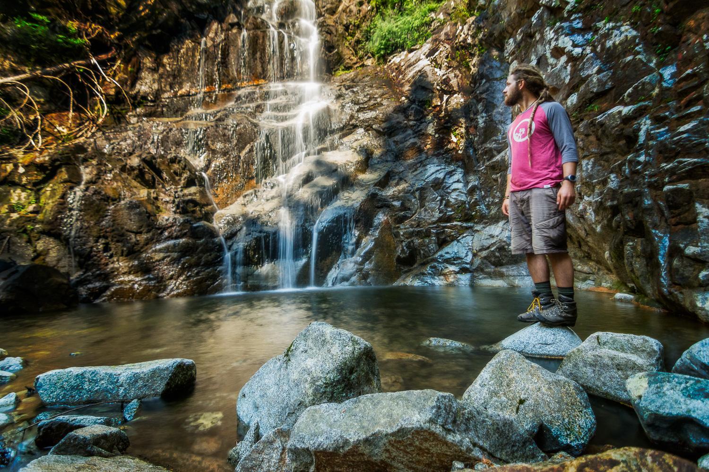 Jeremy Enns Ten Tree Waterfall