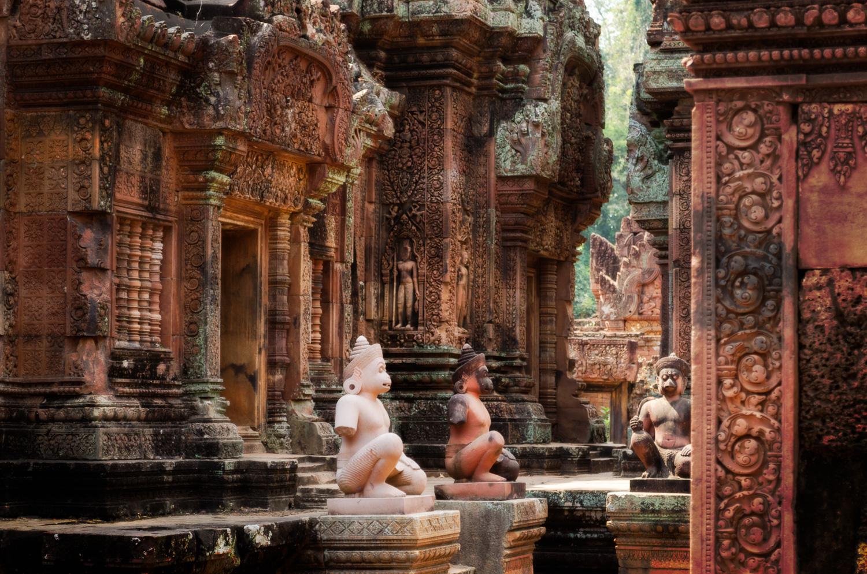 Bantey Srei Angor Cambodia Temple