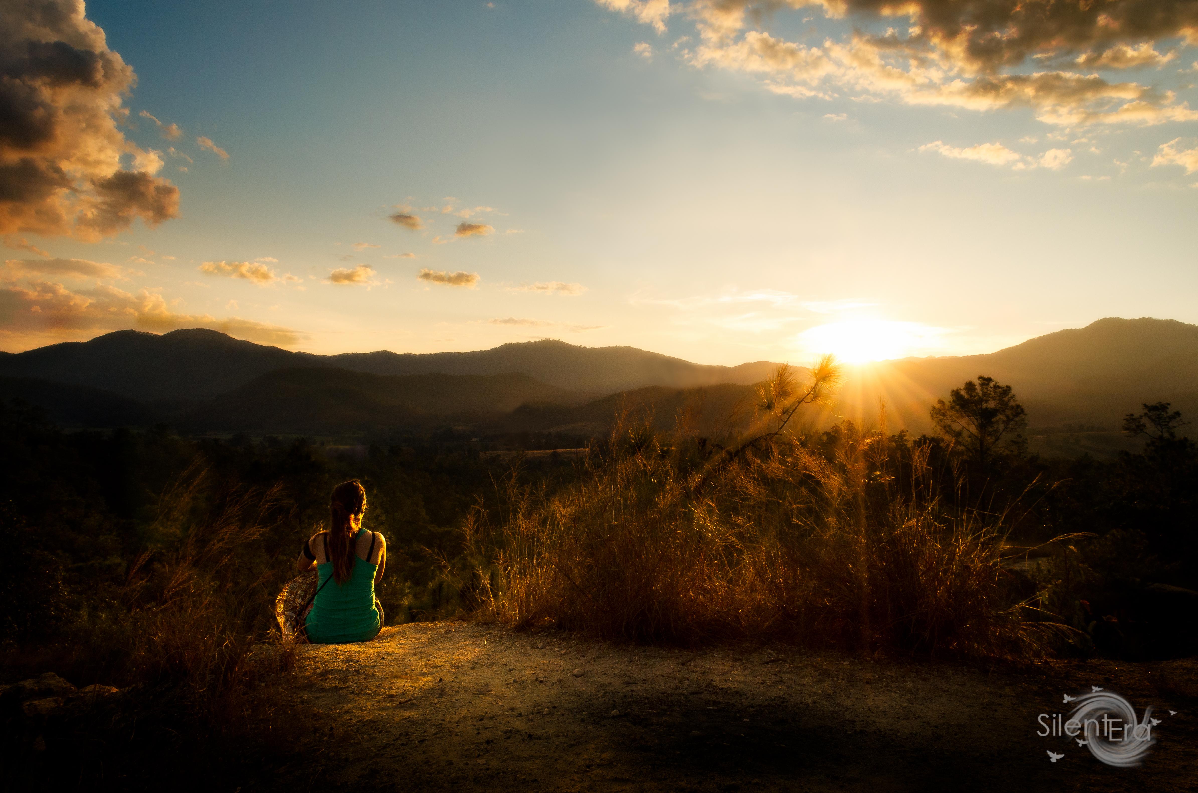 Vivyanne Pai Canyon Sunset