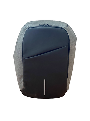 Travel Anti-Theft Backpack with USB Charging Port and Lock
