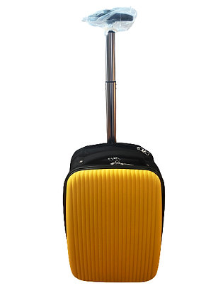 Lightweight Durable Hardshell Rolling Backpack